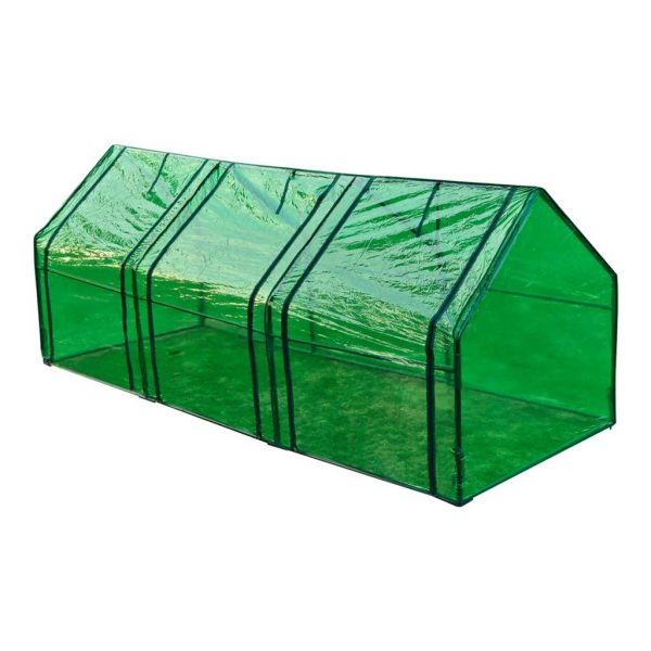 Small 3 Door Greenhouse