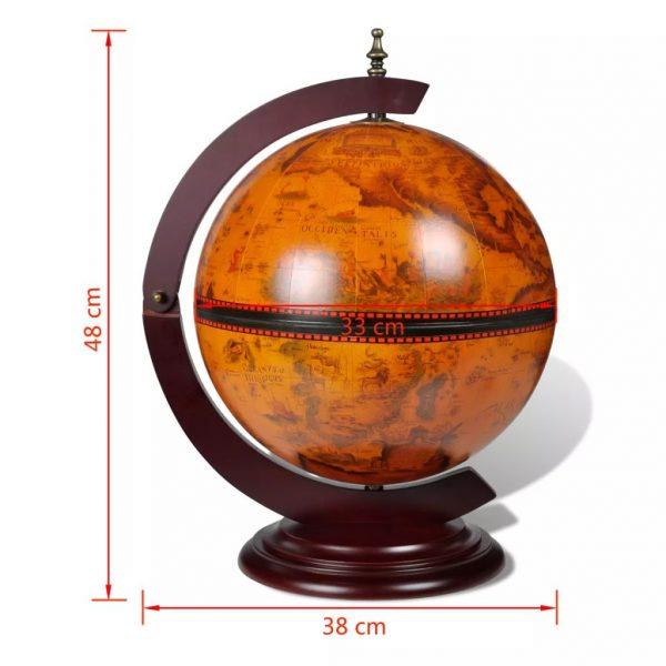 Globe Wine Stand
