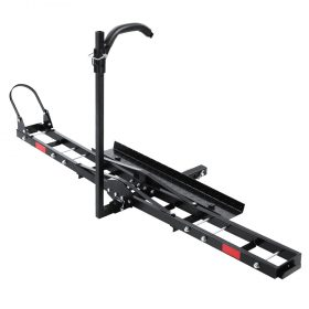 "Motorcycle Carrier Rack - 2"" Hitch Mount"