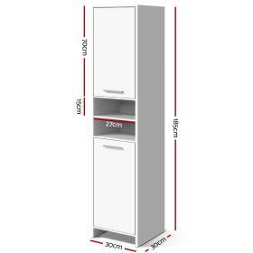 Multi-Purpose Tall Cabinet