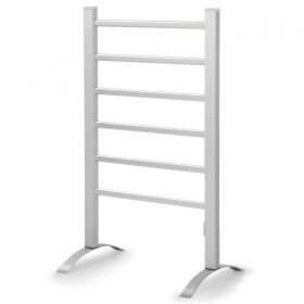 Free-Standing Electric Heated Towel Rail