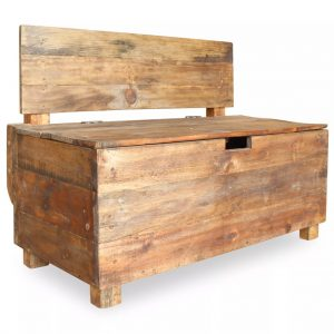 Bench Solid Reclaimed - Wood