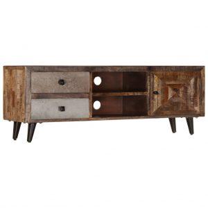 TV Cabinet - Solid Mango Wood