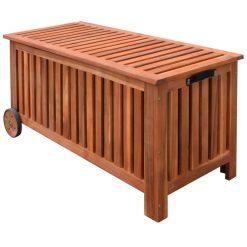 Garden Storage Box - Wood