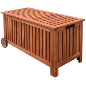 Garden Storage Box - Wood