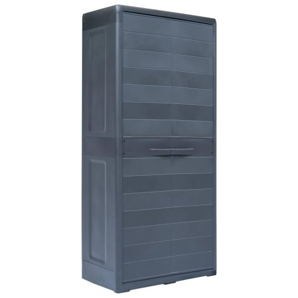 Garden Storage Cabinet XL - Plastic