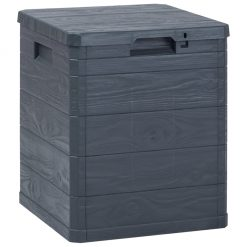 Garden Storage Box - Anthracite