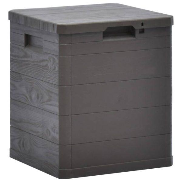 Garden Storage Box - Brown