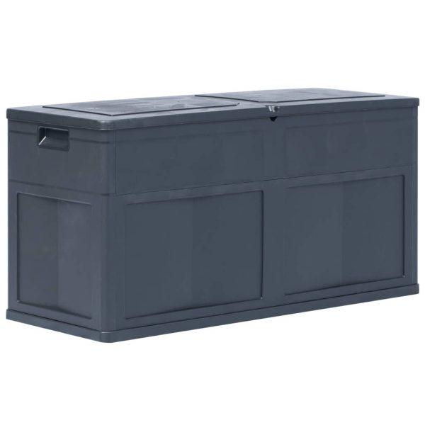Garden Storage Box - Black