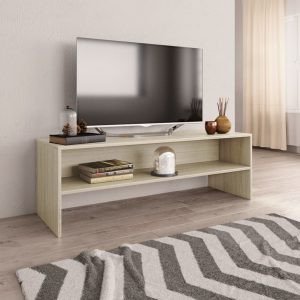 TV Cabinet Sonoma Oak - Chipboard