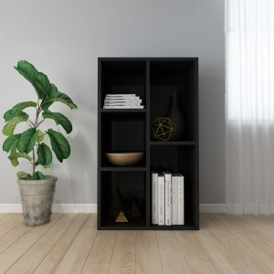Small Cabinet - High Gloss Black