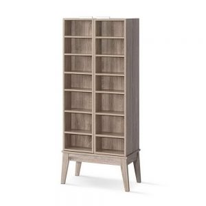 Multimedia Shelf - Oak