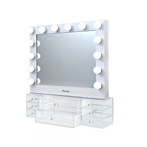 Make-up Mirror with drawers