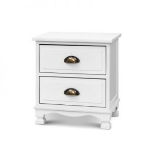 Clove Bedside Table Set